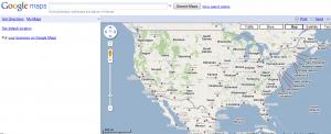 מפות גוגל 1