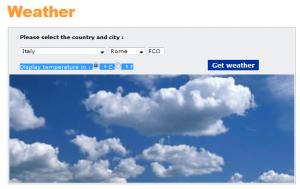 מזג האויר בעולם 3