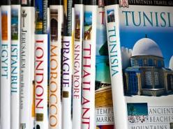 ספרים ומדריכי טיולים לחול