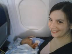 טיסה עם תינוק לחול
